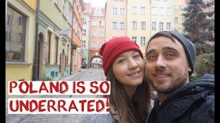 Wrocław Cutest City In Poland + First Class Polish Train With Interrail