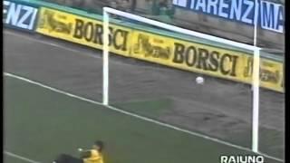 Coppa Italia 1995-1996 Inter-Fiorentina 0-1 (Semifinali Ritorno, 28-02-96)