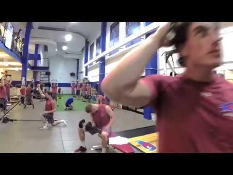 UMass Lowell Men's Lacrosse #MannequinChallenge