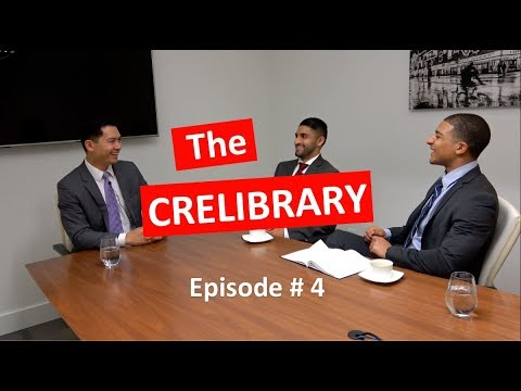 Private Equity in Real Estate with Max Vo from Nyx Capital Corp | CRELIBRARY #4