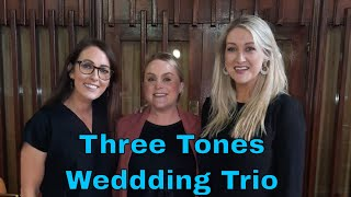 Three Tones   Wedding Singers YouTube Thumbnail