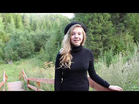 стихотворение Горбовской Екатерины, читает Чупрова Дарья