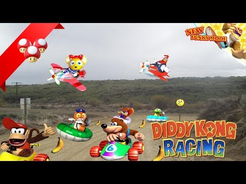[Vinesauce] Vinny - Diddy Kong Racing Compilation