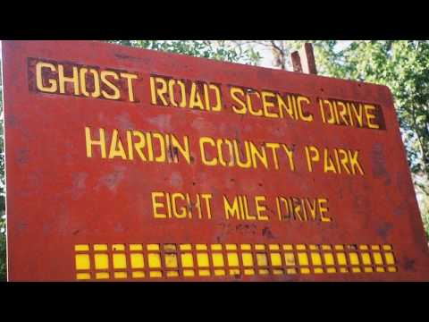 Ghost Road of Saratoga