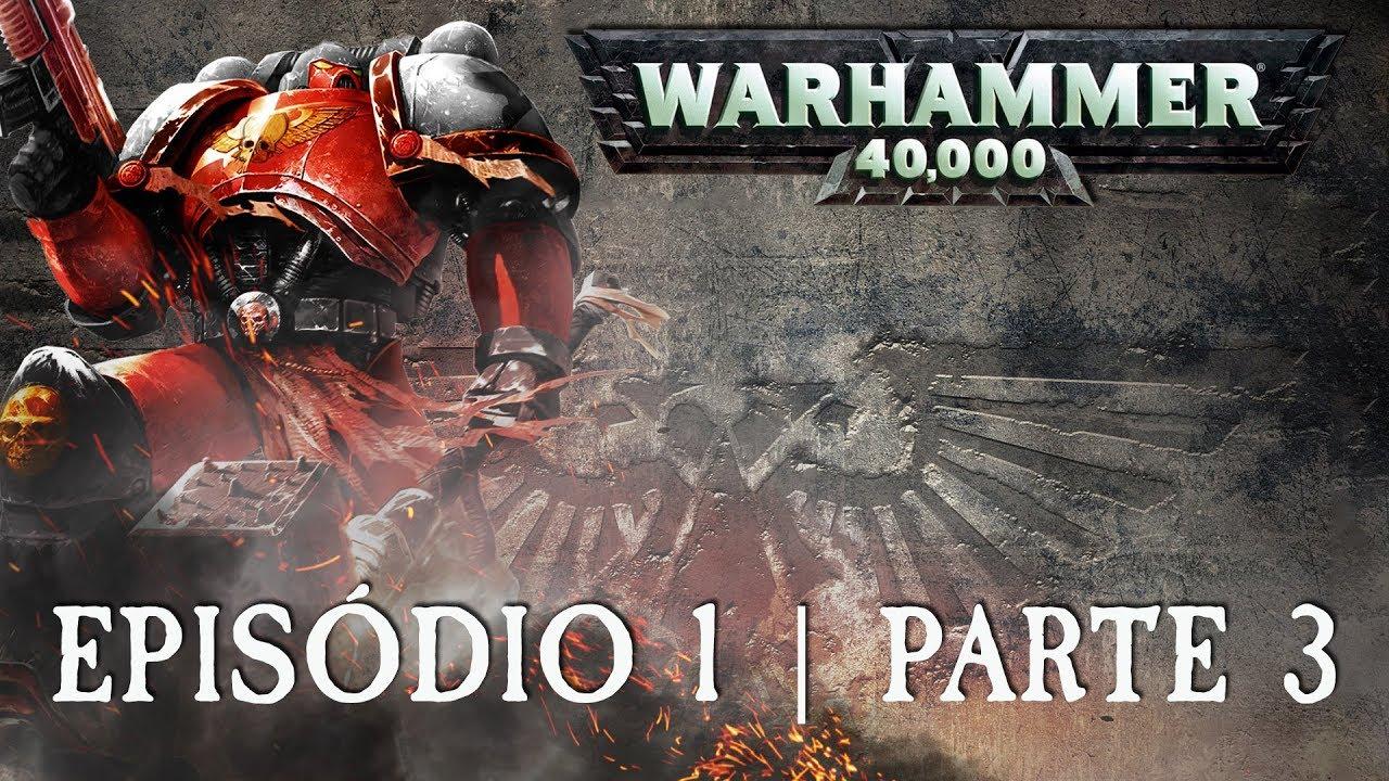 warhammer 40k rpg prólogo parte 3 youtube