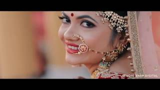 WEDDING HIGHLIGHT | PROMISH LOVE PRIYANKA | STUDIO SNAP DIGITAL SURAT