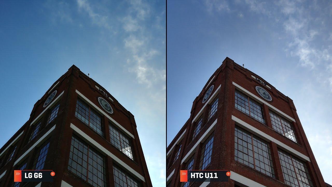 HTC U11 vs LG G6 camera test | Last Cam Standing V