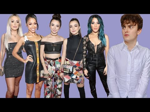 youtubers ruining fashion for 13 minutes straight (Streamy's