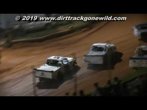 Pro Truck Main @ Toccoa Raceway July 27th 2019