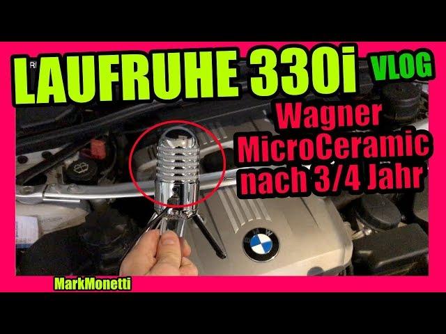 Laufruhe nach 3/4 Jahr | Vergleich Wagner MicroCeramic mit & ohne | Vlog | MarkMonetti