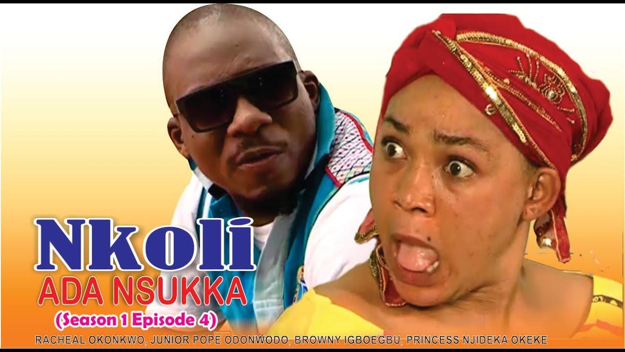 Download Nkoli Nwa Nsukka season 4  Latest Nigerian Nollywood Igbo movie