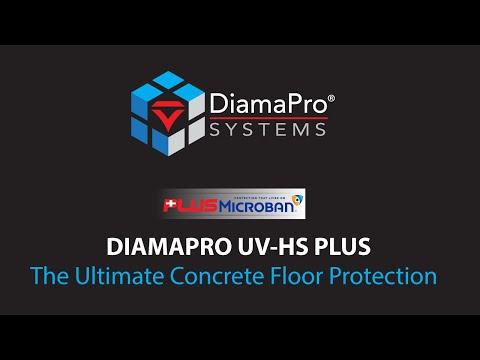 UV-HS Plus - The Preferred Concrete Floor