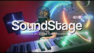 Soundstage VR Demo Drum & Bass Jam