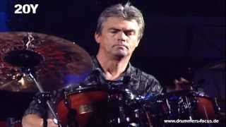 drummer's focus - 20 Years on the Beat - Munich 2003