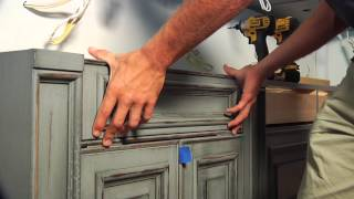 Naples Custom Kitchen Cabinets 239-261-6155 - Naples Bathroom Vanity | 0a0a
