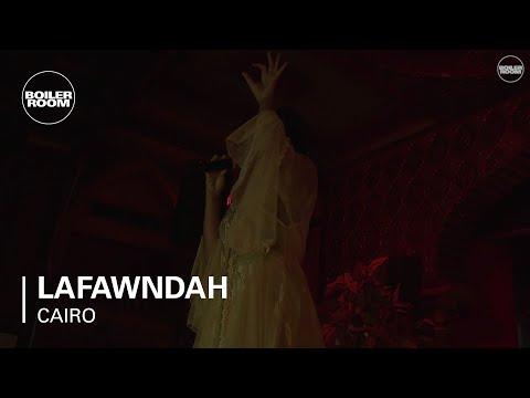Lafawndah Boiler Room Cairo Live Set at Masafat 2016