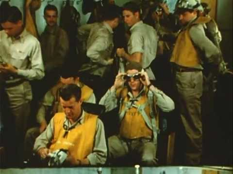 The Fighting Lady (USS Yorktown) | 1944 Authentic Colour Film