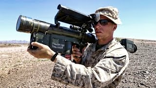 How To Fire A Stinger Missile • FIM-92 Stinger In Action