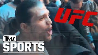 Brian Ortega Slap Aftermath Video, 'i Told You I'd Slap You Like A Bitch' | Tmz Sports