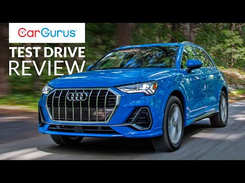 2019 Audi Q3 - High tech and stylish