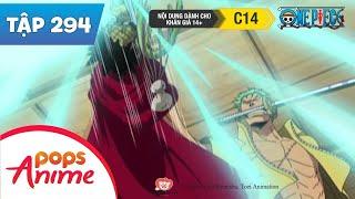 One Piece Tập 294 - Tin Xấu Đã Đến! Kích Hoạt Buster Call! - Phim Hoạt Hình Đảo Hải Tặc