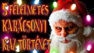 5 Félelmetes Karácsonyi Igaz Történet