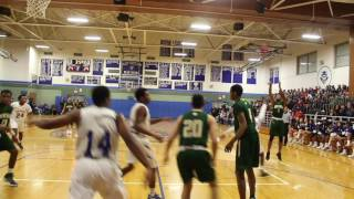 Tremont Waters & Timothy Dawson Highlights (Notre Dame Vs West Haven High)