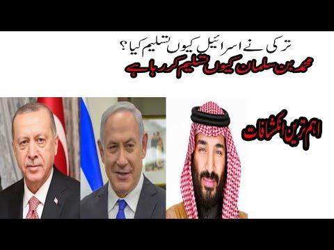 What demands MBW from Netanyahu. Tariq Ismail Sagar.nov.2020