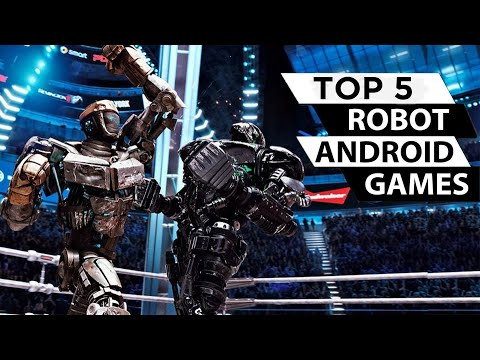 TOP 5 BEST ROBOT GAMES FOR ANDROID - PROPLAYER - - 동영상