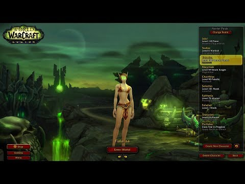 Wow Leveling Exploit Guide, 1-110, 1-60, 60-70, 80-85, 90-100, Fast Power-Levelling Legion 7.2.5