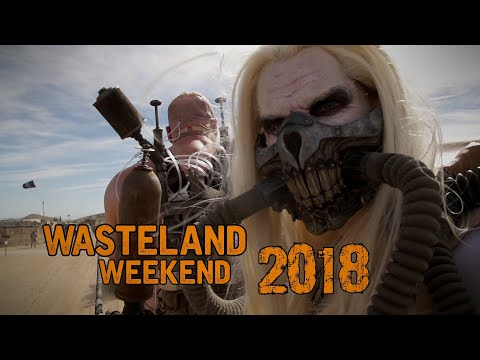 "Wasteland Weekend 2018: ""The Survivors Cut"" Documentary"
