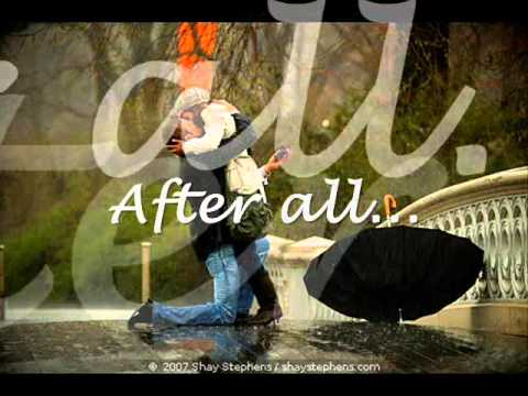 After All - Peter Cetera & Cher with lyrics