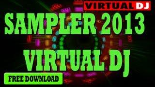 Samplers 2013 HIP-HOP, ELECTRONICA,CUMBIA para virtual dj en Mediafire