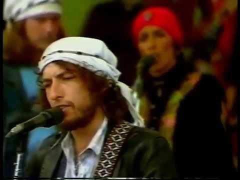 Hard Rain, Bob Dylan Rolling Thunder Revue Fort Collins CO 1976