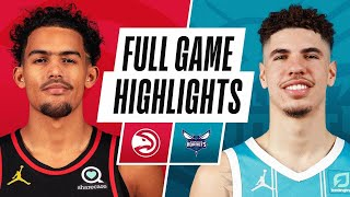 Game Recap: Hornets 113, Hawks 105