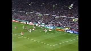 Şampiyonlar Ligi 1996-1997 Sezonu Manchester United 0-1 Fenerbahçe / Maçın Özeti