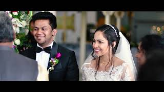 An EPIC christian wedding film Griffin and Venisha