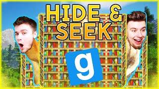 NAJLEPSZE KRYJÓWKI MANDZIA I BLADIIEGO W MINECRAFT   Garry's mod [#905] - Hide & Seek [#87] #BLADII