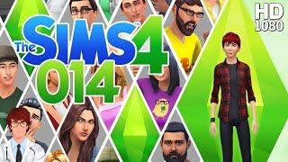 Die Sims 4 #014 - Ich baue mir ein Zock... Arbeitszimmer | Die Sims 4 Gameplay German