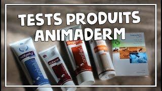 Tests produits - Partenaire Animaderm