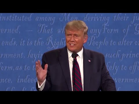 Biden to Trump: 'Show us your tax returns'