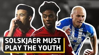 Solskjaer Must Play The Youth! Huddersfield vs Manchester United Tactical Preview   Man Utd News