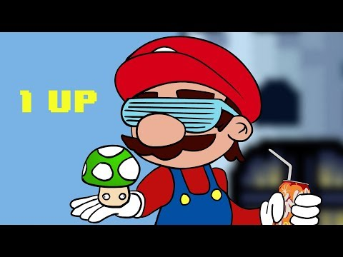 1 Up! ~~ Mario song ~ Rucka Rucka Ali