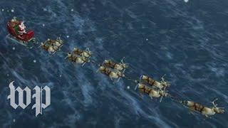 Santa tracker: Follow along as Santa Claus makes his trip around the world