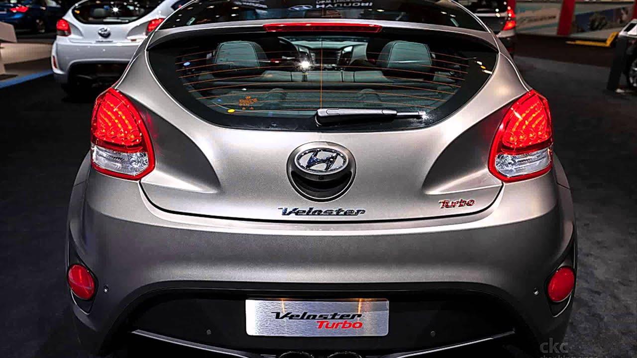 Hyundai Veloster Accessories Hyundai Veloster 2014 Youtube