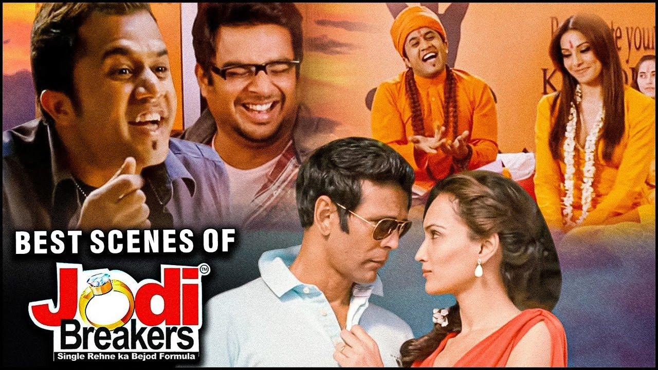 Best Comedy Scenes Of Jodi Breakers | Omi Vaidya Comedy | R Madhavan Comedy Scene | Jodi Breakers