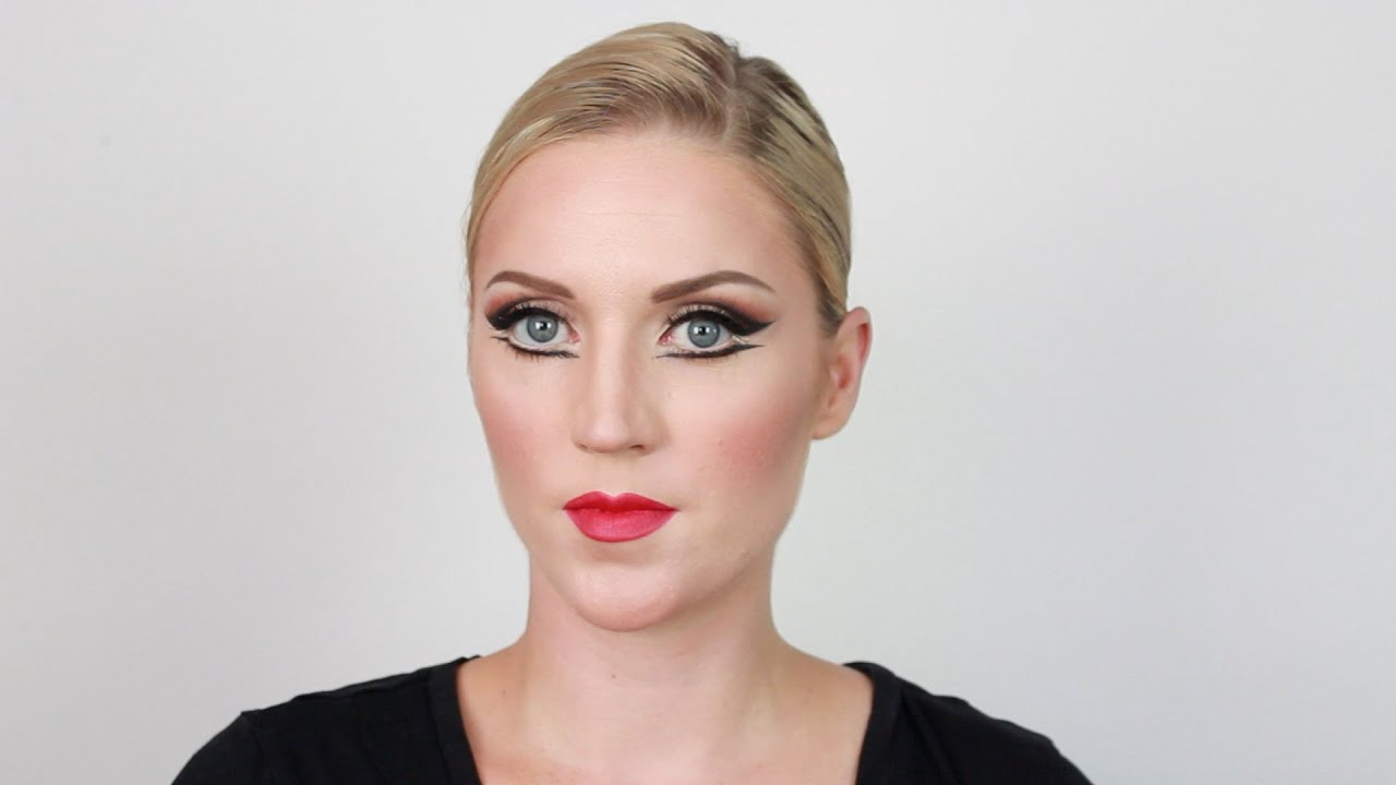Theatrical Makeup: Contour and Highlight for the Stage - Theatre Makeup