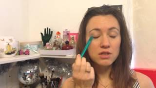 Маленькие узкие глаза — макияж для узких глаз и нависшего века | BeautyGuild