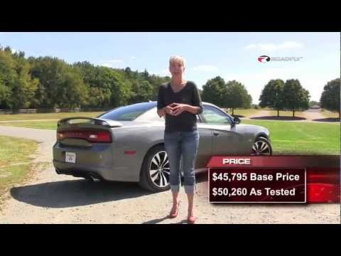 Dodge Charger SRT8 2012 Review and Test Drive with Emme Hall by RoadflyTV