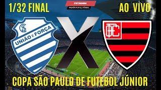 CSA X OESTE   AO VIVO   COPA SÃO PAULO DE FUTEBOL JÚNIOR